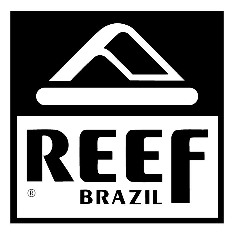 Reef Brazil vector logo