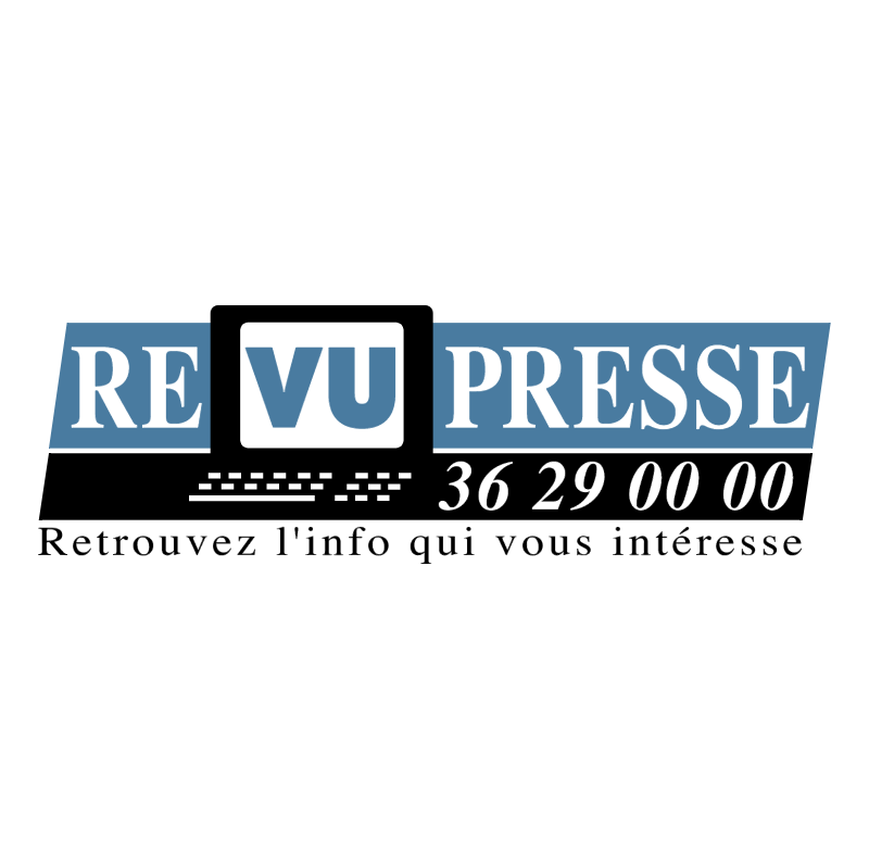 Revu Presse vector