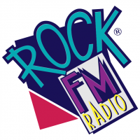 Rock FM Radio vector