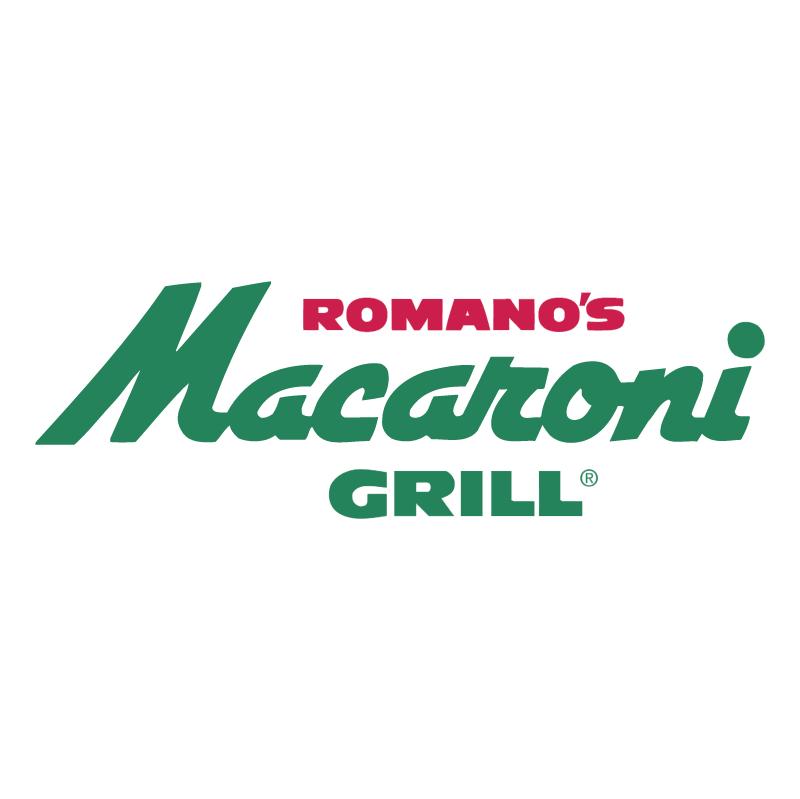 Romano's Macaroni Grill vector