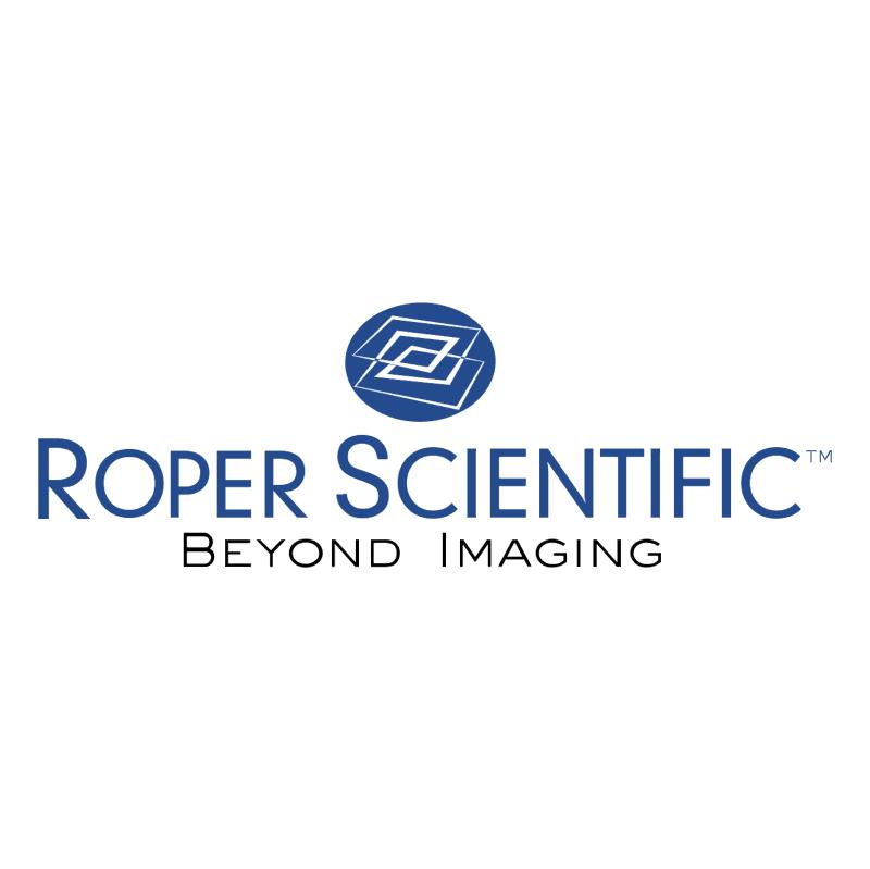 Roper Scientific vector logo