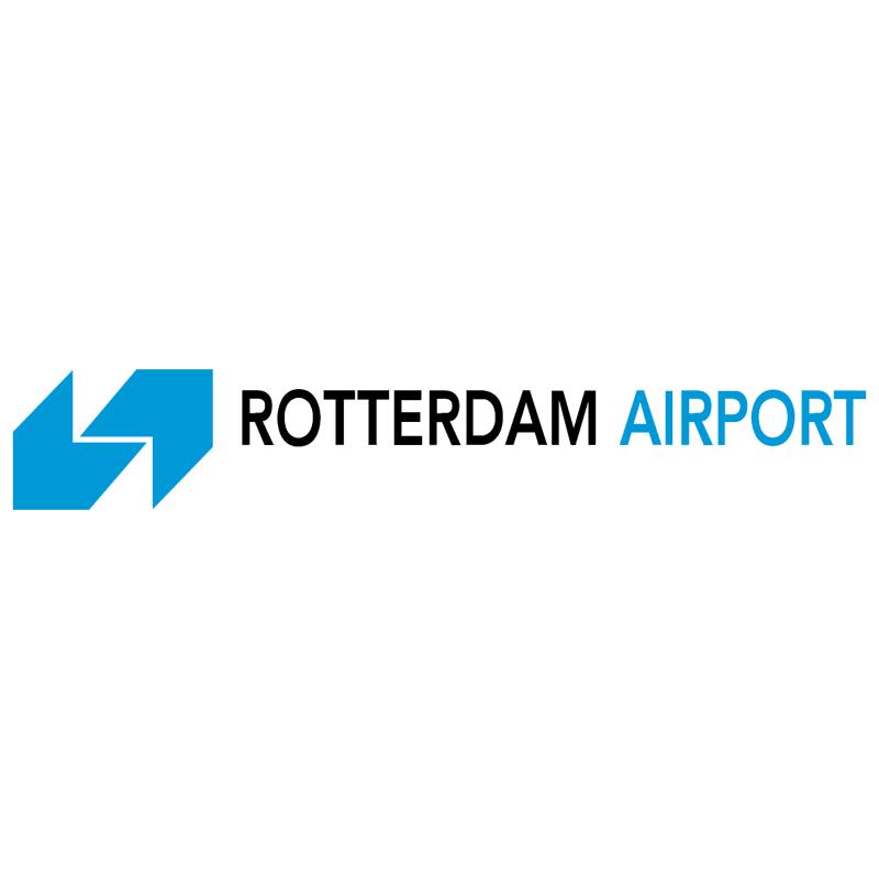Rotterdam Airport vector