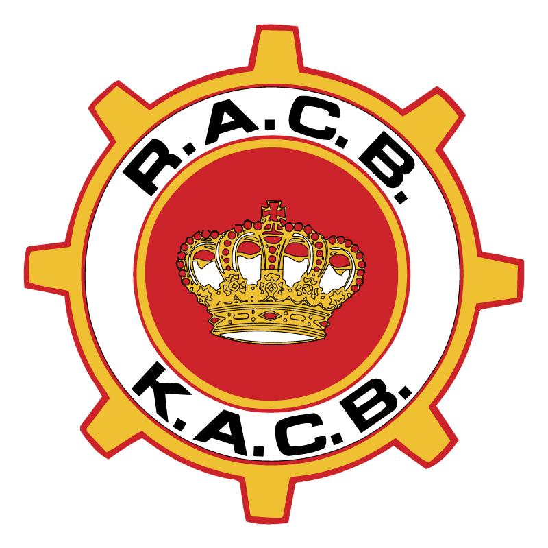 Royal Automobile Club of Belgium vector
