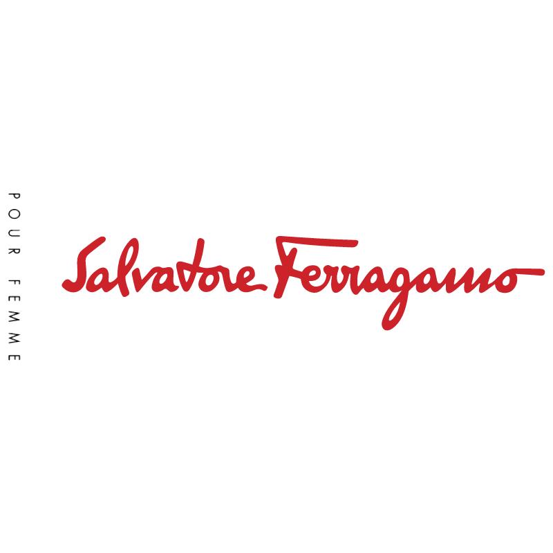 Salvatore Ferragamo vector