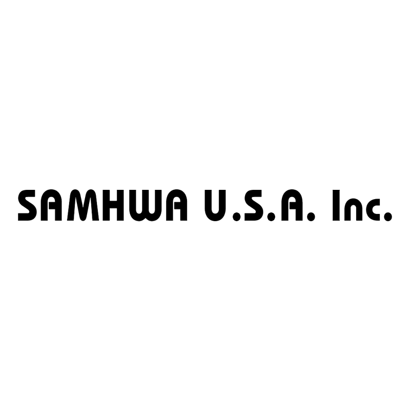 Samhwa USA vector