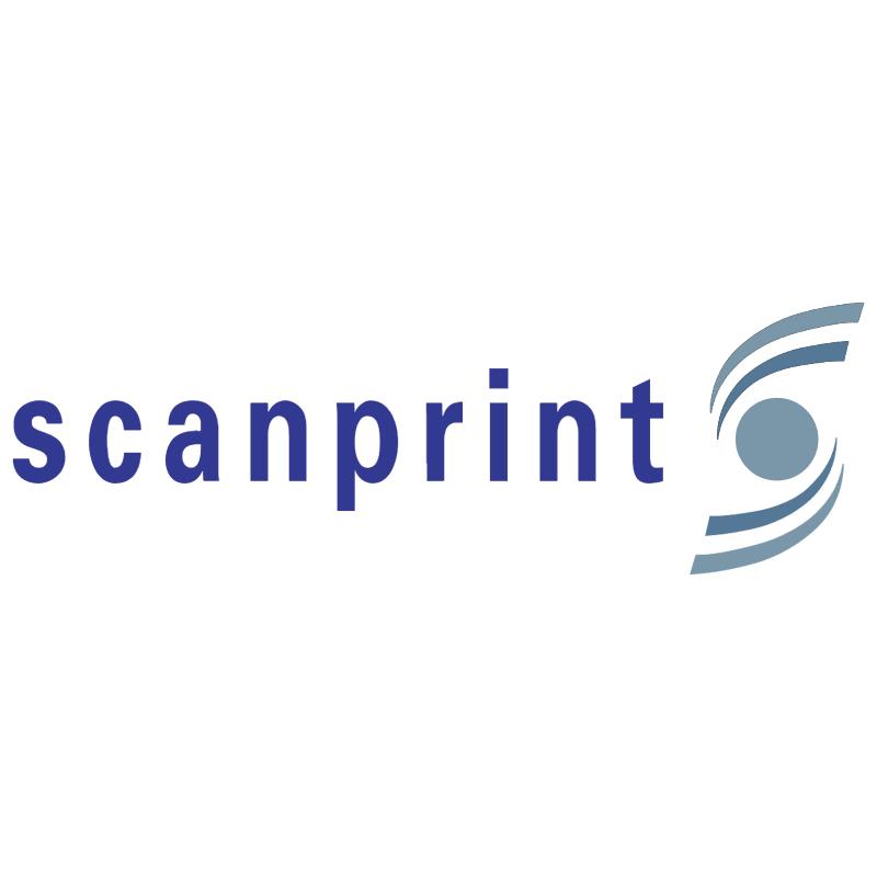 Scanprint vector
