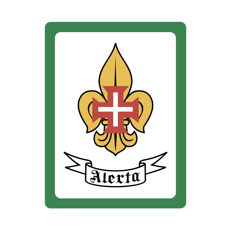 Scouts of Portugal vector