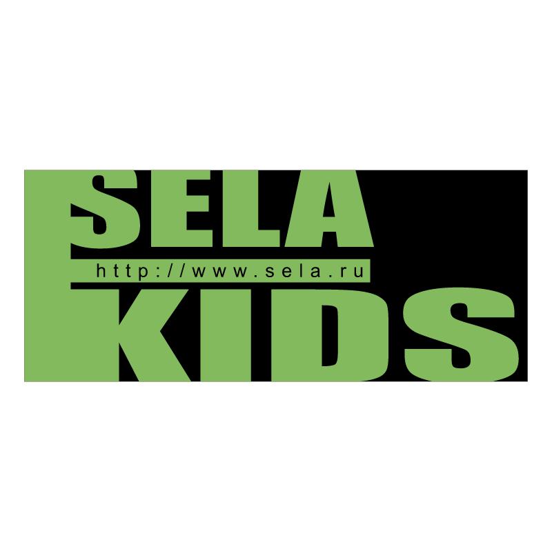 Sela Kids vector