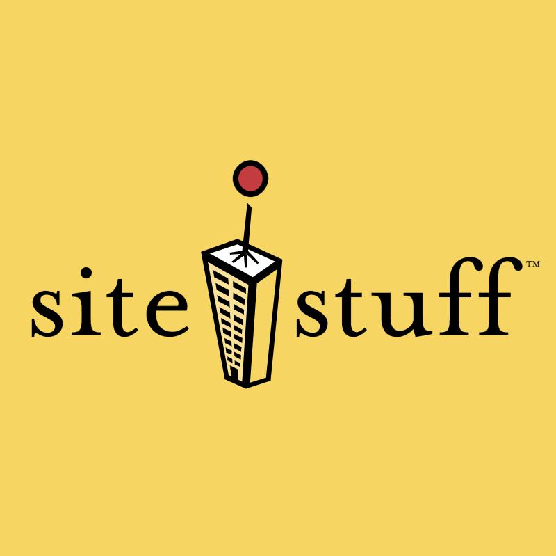 SiteStuff vector