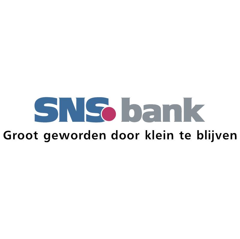 SNS Bank vector