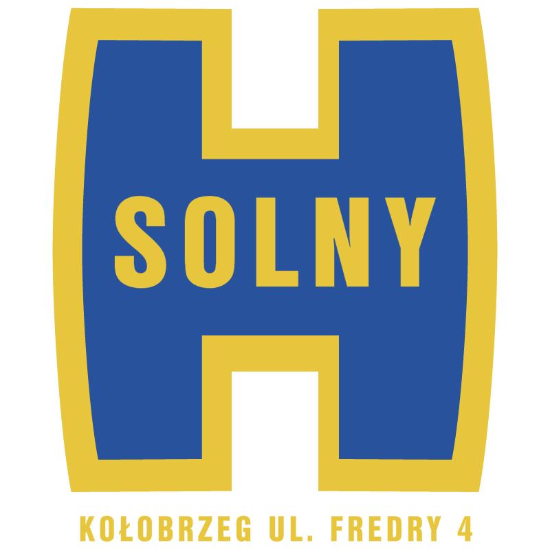 Solny Kolobrzeg vector
