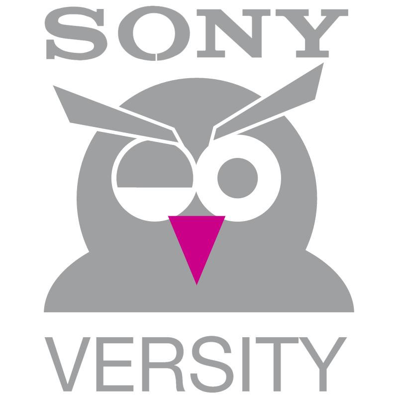 Sony Versity vector