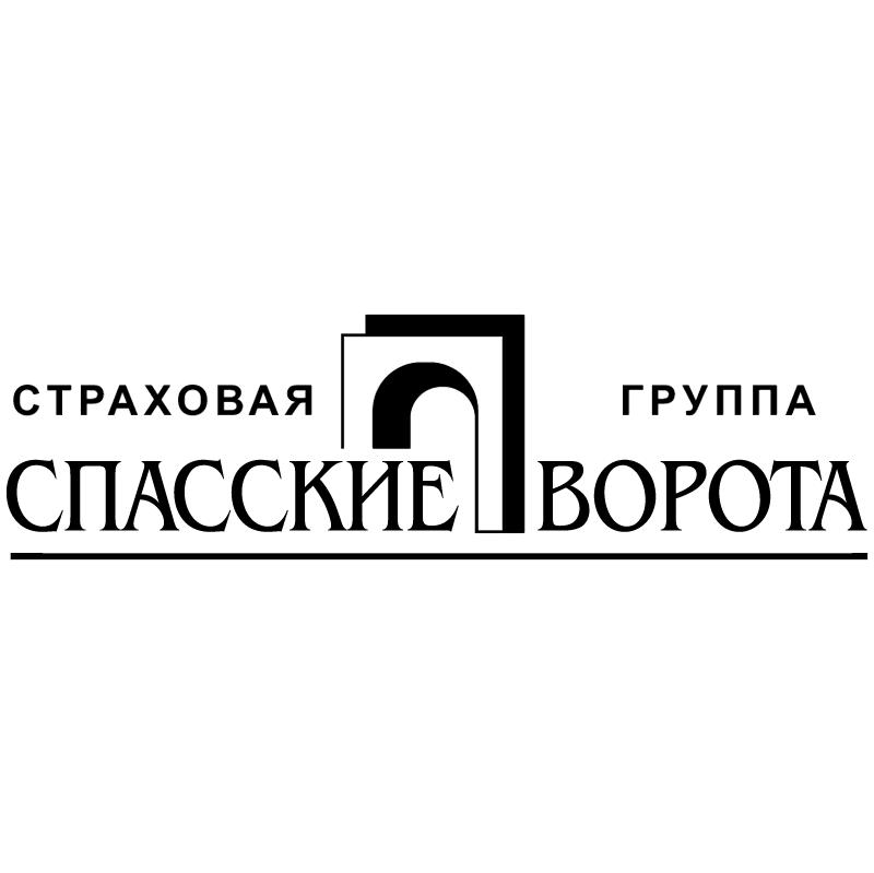 Spasskie Vorota vector logo