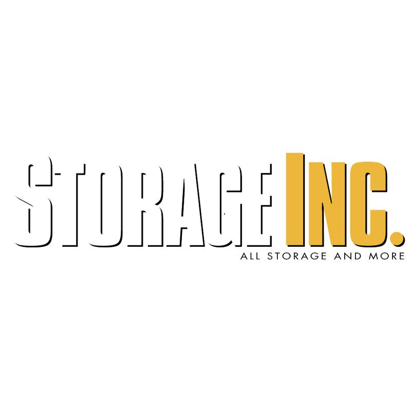 Storage Inc vector