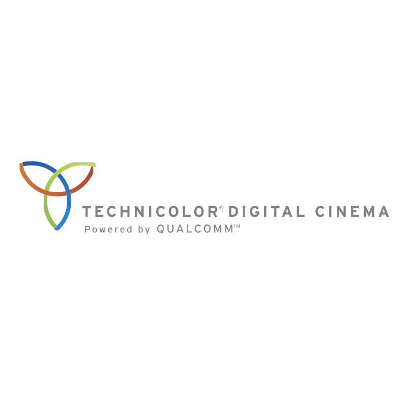 Technicolor Digital Cinema vector