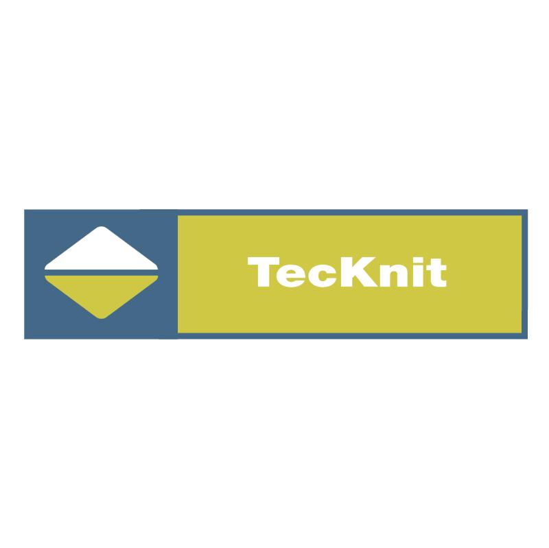TecKnit vector logo