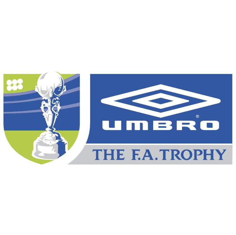 The FA Trophy vector logo