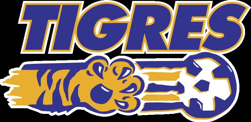 TIGRES 1 vector logo
