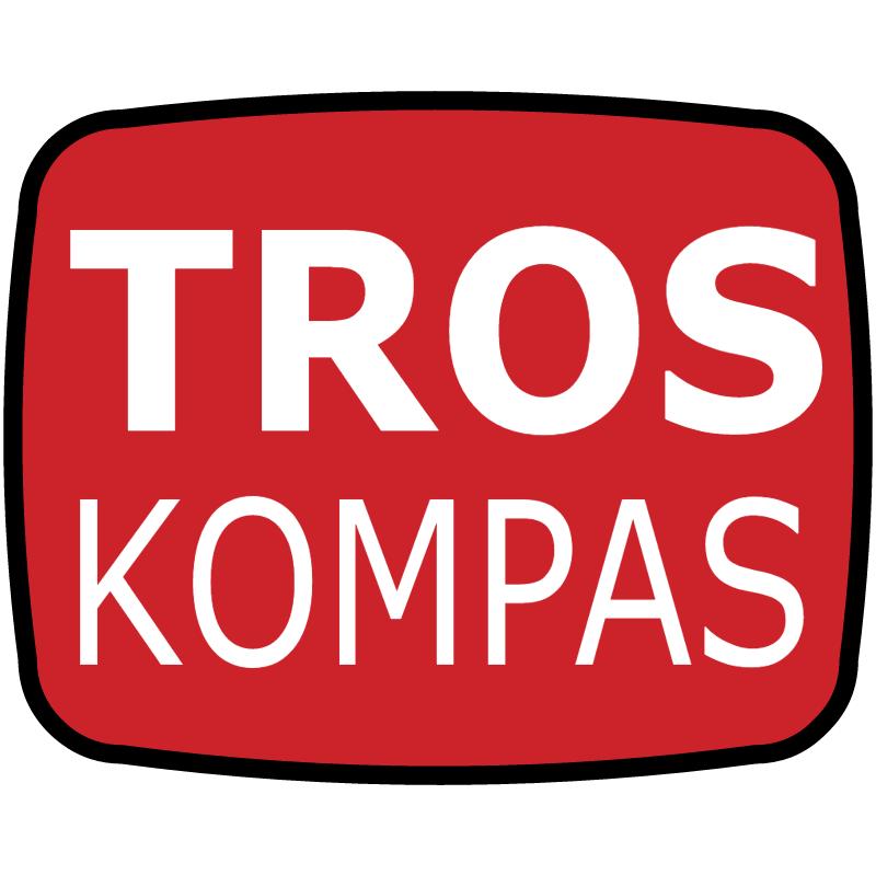 TROS Kompas vector logo