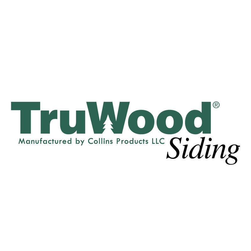 TruWood vector logo