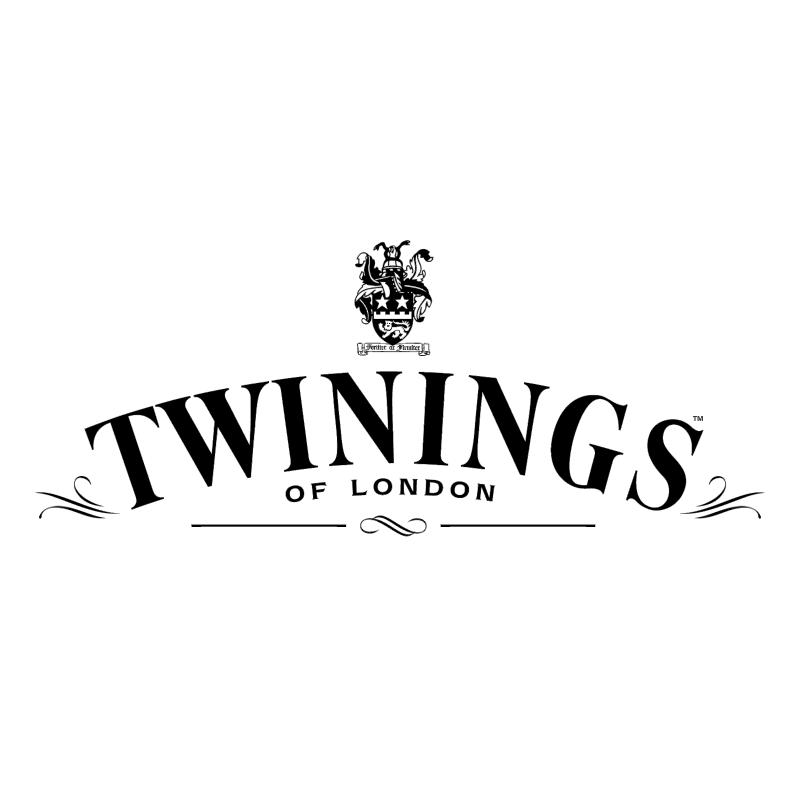 Twinings of London vector