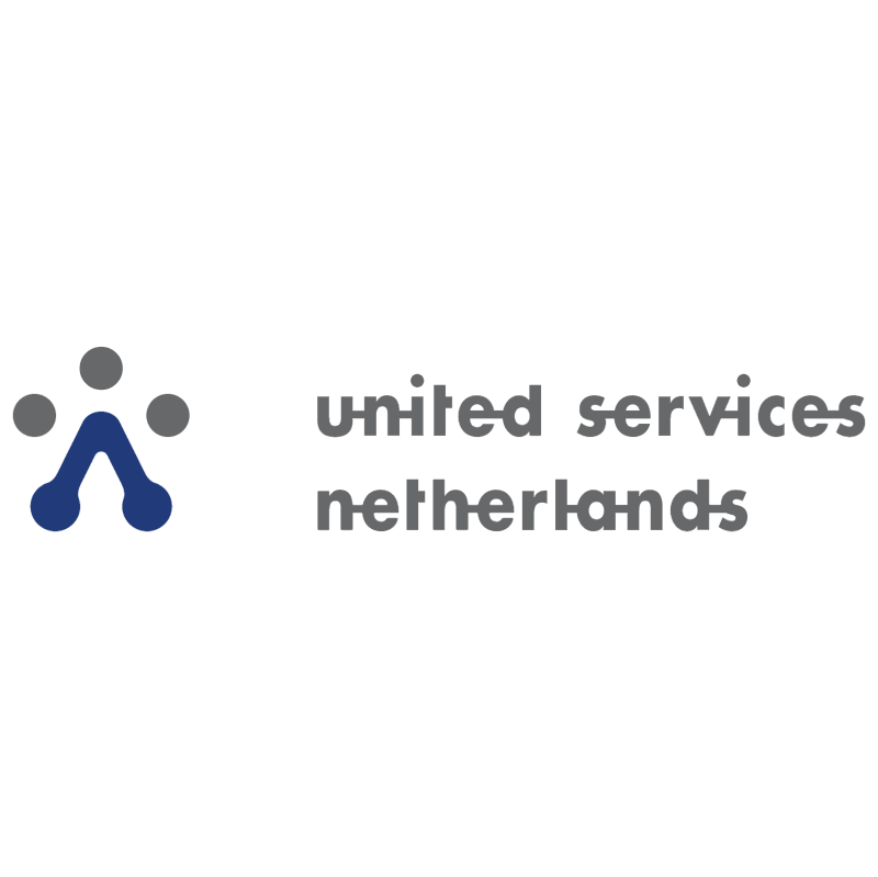 United Services Netherlands vector