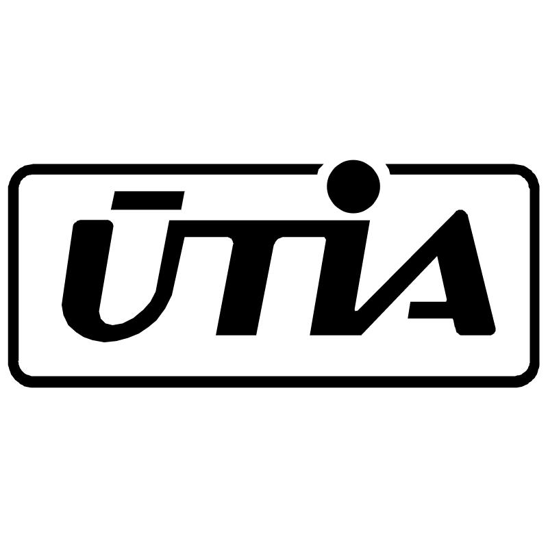 Utia vector logo