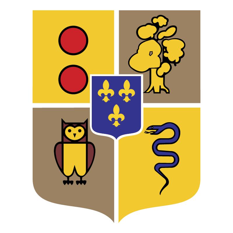 Ville Le Plessis Robinson vector logo