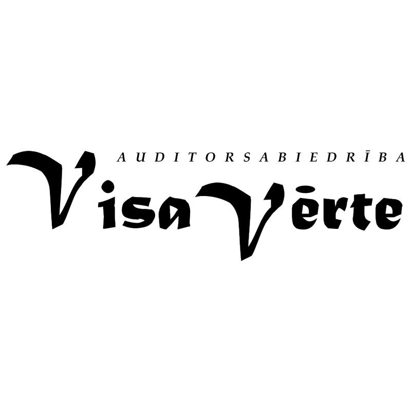 Visa Verte vector logo