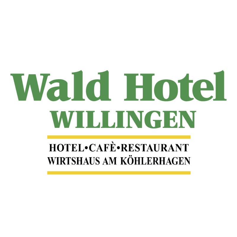 Wald Hotel Willingen vector