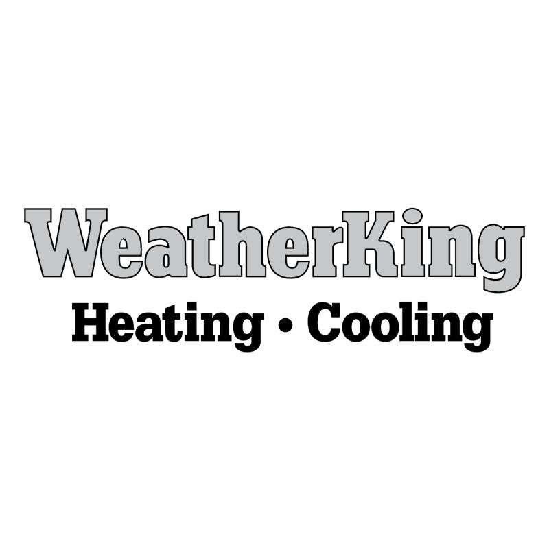 WeatherKing vector logo