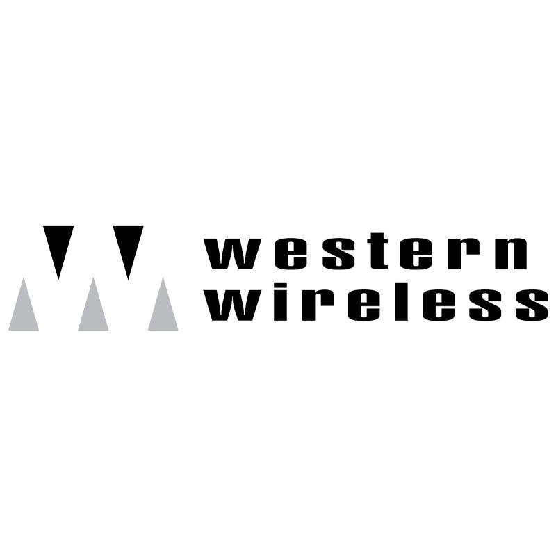 Western Wireless vector