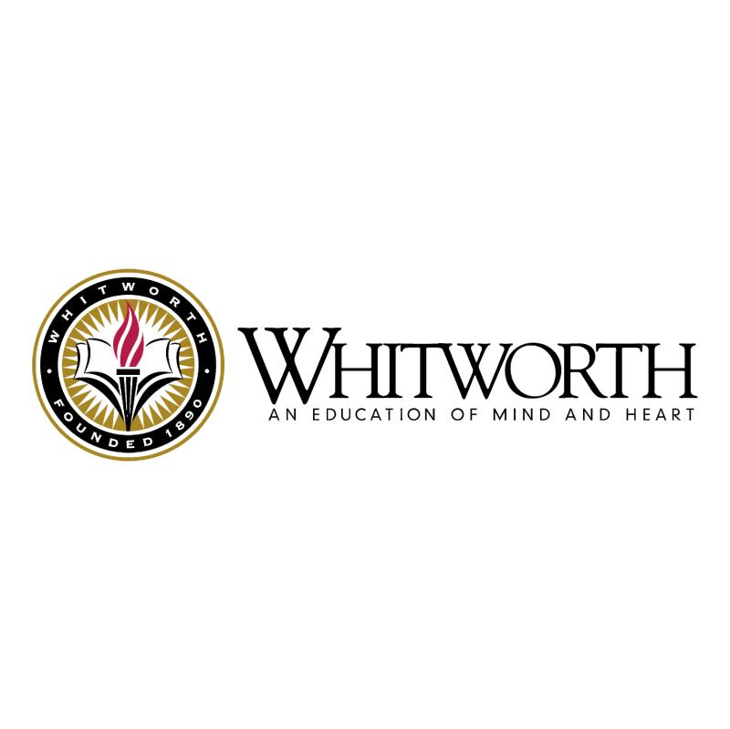 Whitworth vector logo