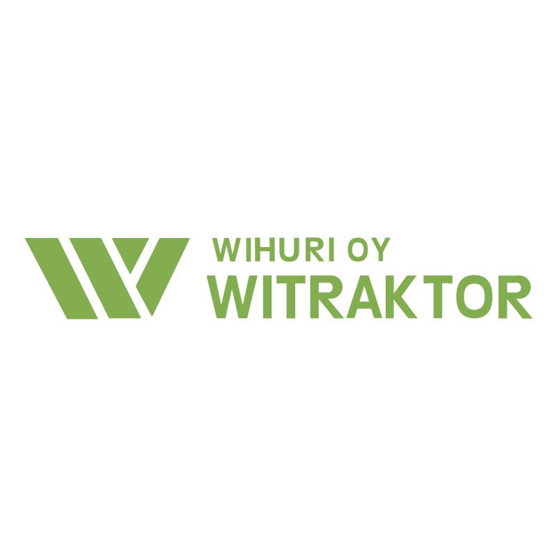 Witraktor vector logo