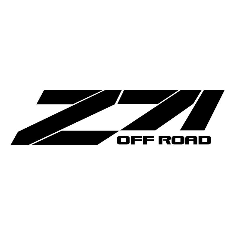 Z71 Off Road vector