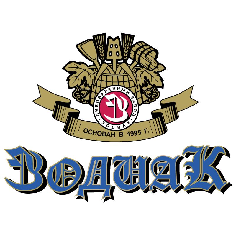 Zodiak Pivzavod vector