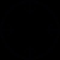 arrows in circle vector
