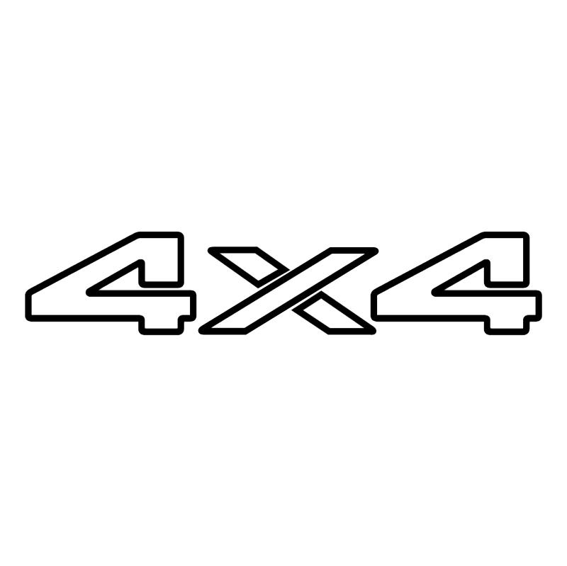 4×4 vector
