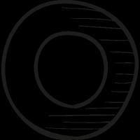 Orkut Draw Logo vector