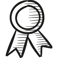 Honor Badge vector
