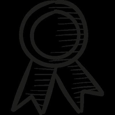 Honor Badge vector logo