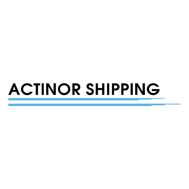Actinor Shipping vector