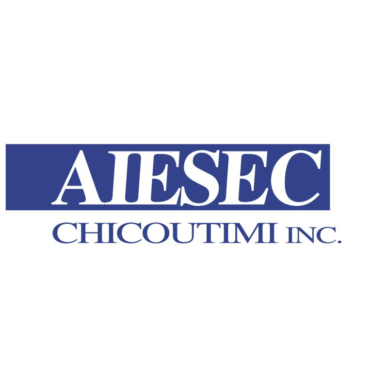 AIESEC Chicoutimi vector