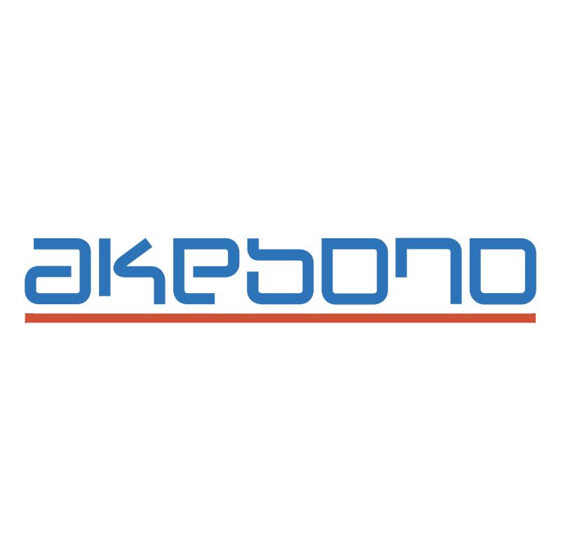 Akebono 42625 vector
