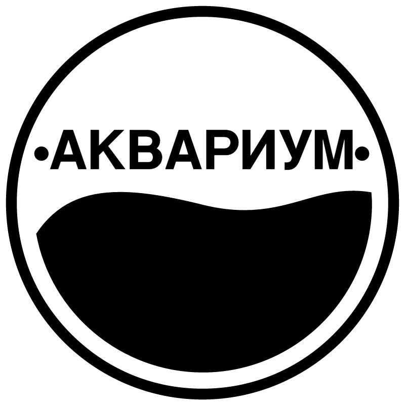 Akvarium 580 vector logo