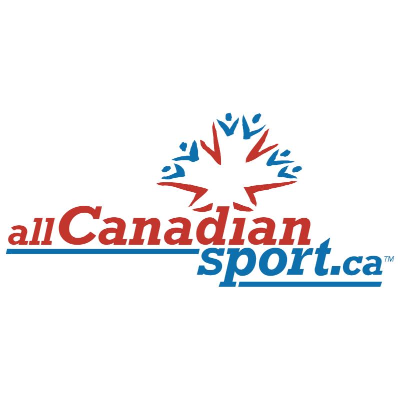 allCanadiansport vector