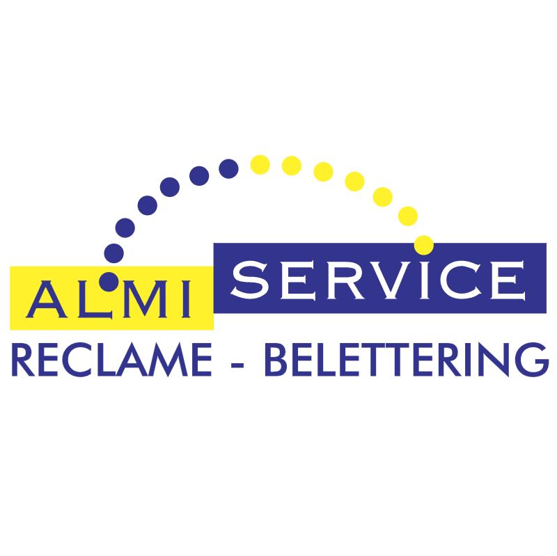 Almi Service vector