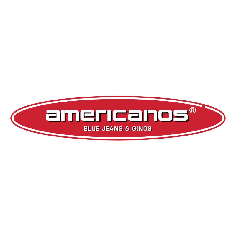 Americanos vector