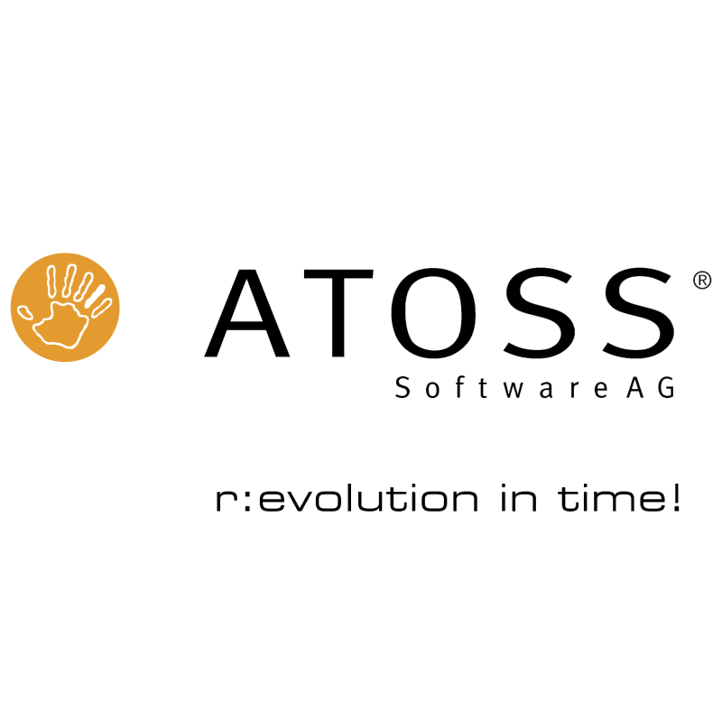 ATOSS Software 25755 vector logo