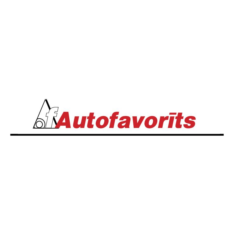 Autofavorits 45565 vector
